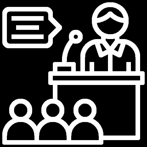 Relatori di Comprovata Esperienza sul Mercato