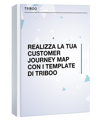 REALIZZA LA TUA CUSTOMER JOURNEY MAP CON I TEMPLATE DI TRIBOO