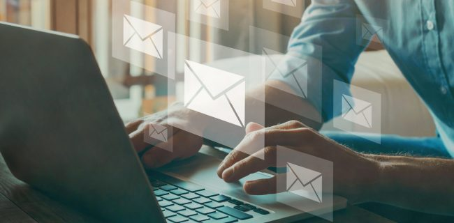 EMAIL MARKETING DESIGN TIPS PER  MIGLIORARE LE CONVERSIONI