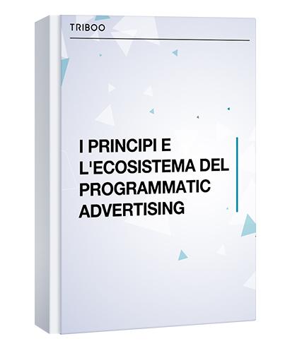 I PRINCIPI E L'ECOSISTEMA DEL PROGRAMMATIC ADVERTISING